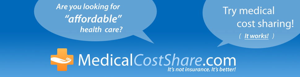 Medical Cost Sharing Ad